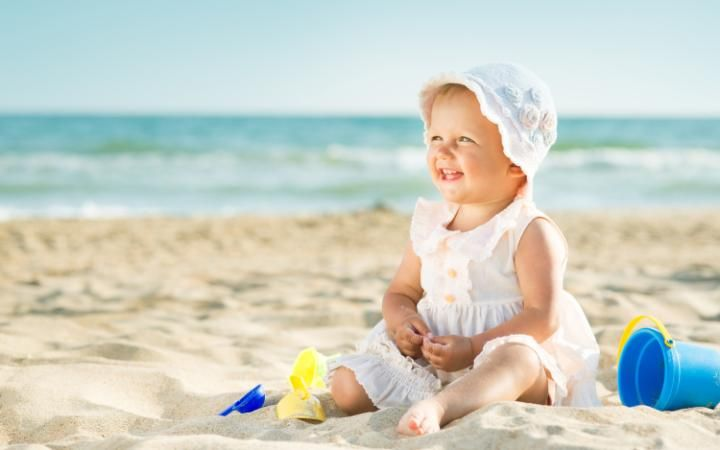 Eight of the best baby-friendly holidays. (written for UK residents, but useful for others too.) @topupyourtrip