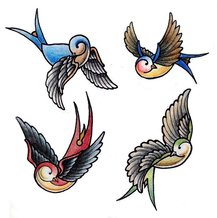 best 30 old school swallow tattoo designs ideas on pinterest swallows tattoo ideas and tattoo. Black Bedroom Furniture Sets. Home Design Ideas