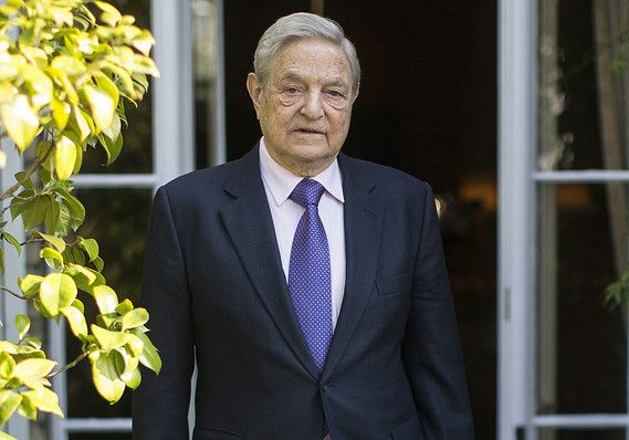Soros sees risk of another world war - MarketWatch