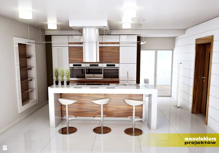 Kuchnia styl Nowoczesny - zdjęcie od Manufaktura Projektów - Kuchnia - Styl Nowoczesny - Manufaktura Projektów
