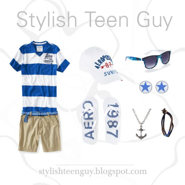 """Stylish Teen Guy #11"" by stylish-teen-guy on Polyvore"