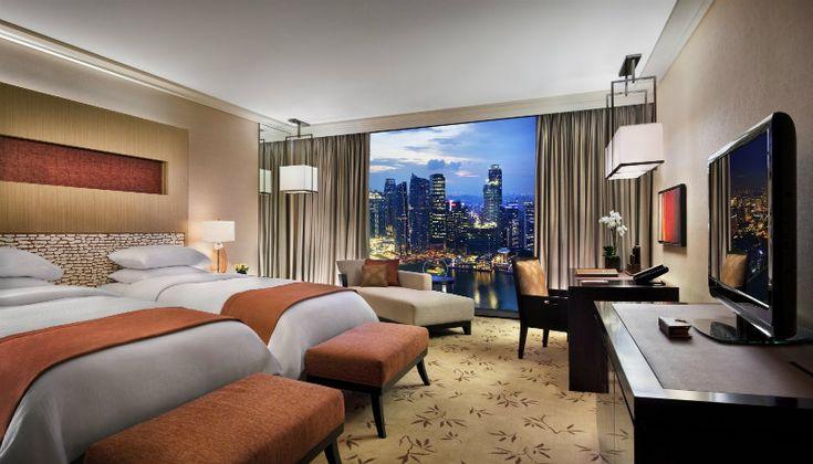 Marina Bay Sands Hotel   Hotel Interior Designs http://hotelinteriordesigns.eu/the-spectacular-beauty-of-marina-bay-sands-hotel/ #design #interior #design #best #hotel #interiors #singapore