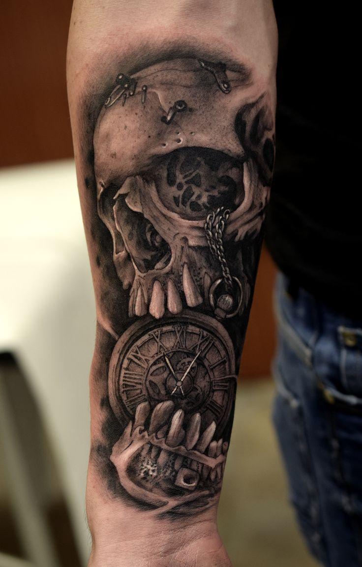 222 best รอยสักชาย images on Pinterest | Tattoo ink, Time ...