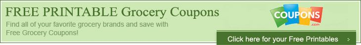 Printable Grocery Coupons... Have to pay minimal fee but can get coupons in bulk