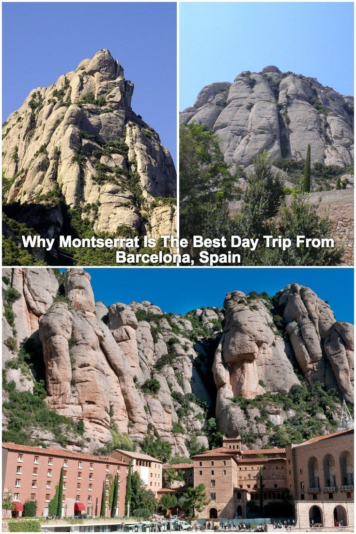 Visit Montserrat – A Day Trip From Barcelona, Spain |Barcelona to Montserrat| Why you should visit Montserrat | Montserrat  Monastery | Hiking in Montserrat |Montserrat Hike | Instagrammable places in Montserrat | Instaworthy | Day trip from Barcelona to Montserrat | #travel #Barcelona #DayTrip #Spain #Montserrat #Europe #AdventureTravel #Hiking #Instagrammable  #instaworthy