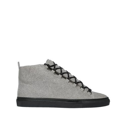 balenciaga sneakers homme gris,balenciaga arena homme grise