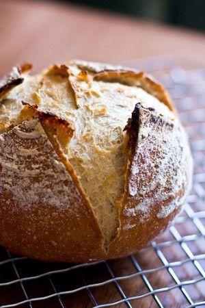 作ってみたいパン<カンパーニュ>田舎風パン!カンパーニュの作り方の ...