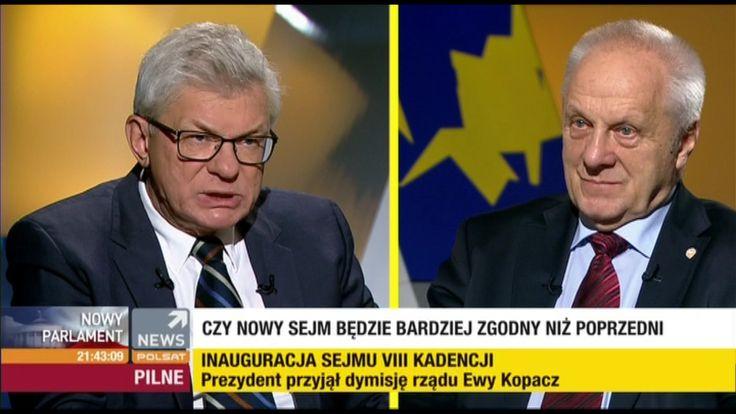 TAK czy NIE - Stefan Niesiołowski vs Andrzej Celiński 12.11.2015