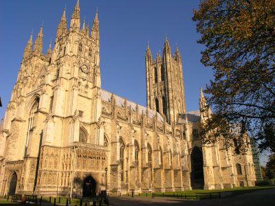Canterbury Cathedral, Canterbury, UK
