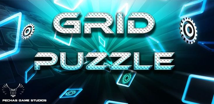 Grid Puzzle: Stunning Brain Puzzle Game Released For iOS & Android [Free] -  [Click on Image Or Source on Top to See Full News]