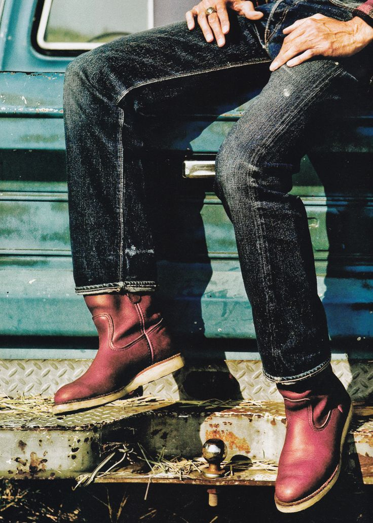 Botas Red Wing Pecos