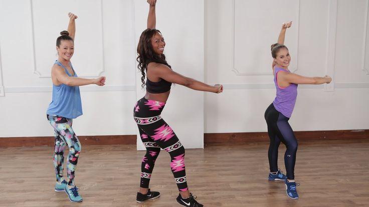 Burn 300 Calories in 30 Minutes Zumba Workout | Class FitSugar