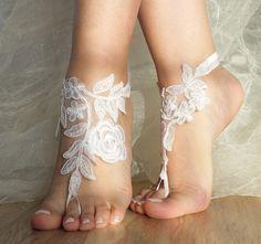 beyaz plaj sandalet, Benzersiz tasarımı, gelinlik sandalet, aksesuar, düğün ayakkabı, el yapımı kement sandalet, düğün gelinlik, nedime