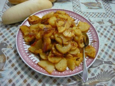 Le Patate al forno alla pizzaiola (alla palermitana)