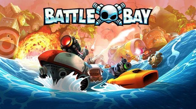 younkee.ru | техноновости и девайсы: Battle Bay — новая игра от создателей Angry Birds #rovio #battlebay #angrybirds #game