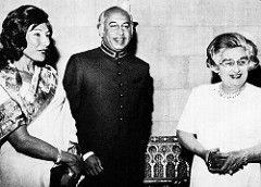 The Bhuttos with Madam Franjieh (Doc Kazi) Tags: pakistan heritage prime president ali z minister zulfiqar bhutto istory zulfikar