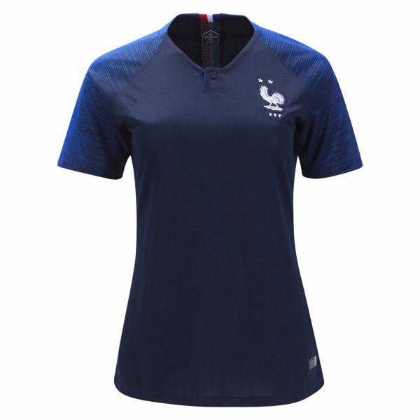 1dfb96c0d Women 2018 France 2 Stars World Cup Home Jersey