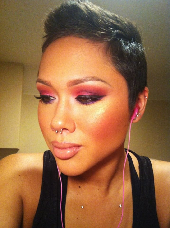 1432 Best Hot Lesbian Hair Images On Pinterest  Pixie -7474