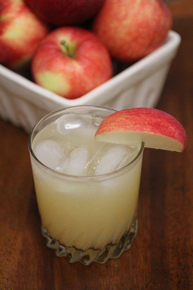 "Fizzy Blender ""Juiced"" Apple Water Kefir | Cultured Food Life"