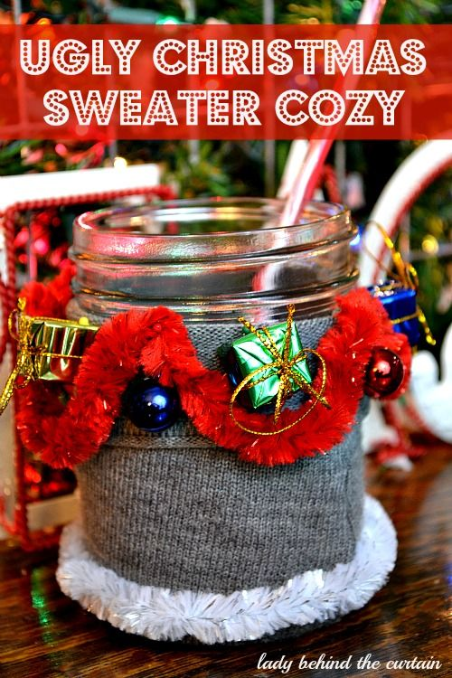 56 best Ugly Christmas Sweater Party images on Pinterest ...