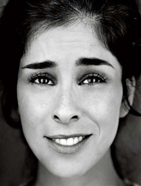 Sarah Silverman... has tackled such a male dominated profession of being an actor and comedian with a different and impact-full force that will be remembered in many years to come. Plus she's raunchy and do funny!-soso