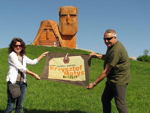 Górski Karabach. Jest w programie naszej wycieczki do Armenii.