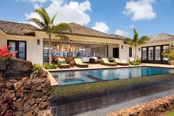 Houses Dream Dreamhouses Pool House Plans Dream House Pictures Swimming Pool Designs