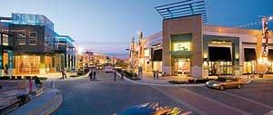 Metropolis Mall/Rave Movie Theater