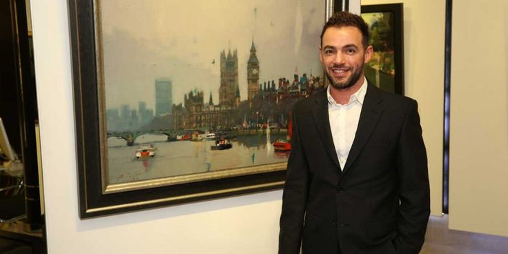 Artist Christian Hook to give Beacon Lecture at University of Gibraltar on January 19 :http://www.gibraltarolivepress.com/2017/01/11/artist-christian-hook-to-give-beacon-lecture-at-university-of-gibraltar-on-january-19/