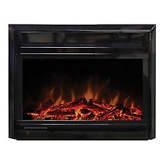 28 Inch Fireplace Insert
