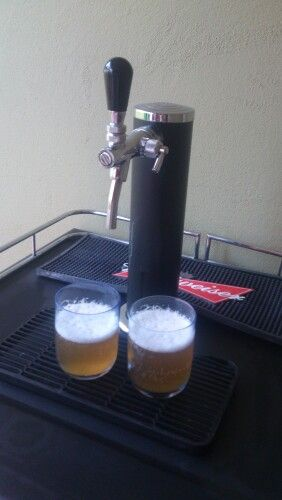 #caña de #cerveza #budweiser  #Cervezaartesana #Cantabria #Duero #mybar #cerveza #birra #cervezaartesana #grifodecerveza www.mybarshop.es