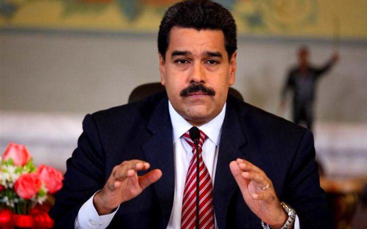 """Maduro: Estamos listos para firmar acuerdo de convivencia con la oposición -  Caracas.-El presidente de la República, Nicolás Maduro, destacó este domingo que el Gobierno nacional se encuentra """"listo"""" para firmar un acuerdo de convivencia con la oposición, en el marco de la reanudación de la mesa de negociación que se llevará a cabo el día de mañana en República Dominica... - https://notiespartano.com/2018/01/28/maduro-estamos-listos-firmar-acuerdo-convivenci"""