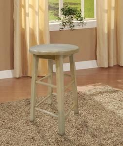 """Barstool With Round Seat 24"""""""