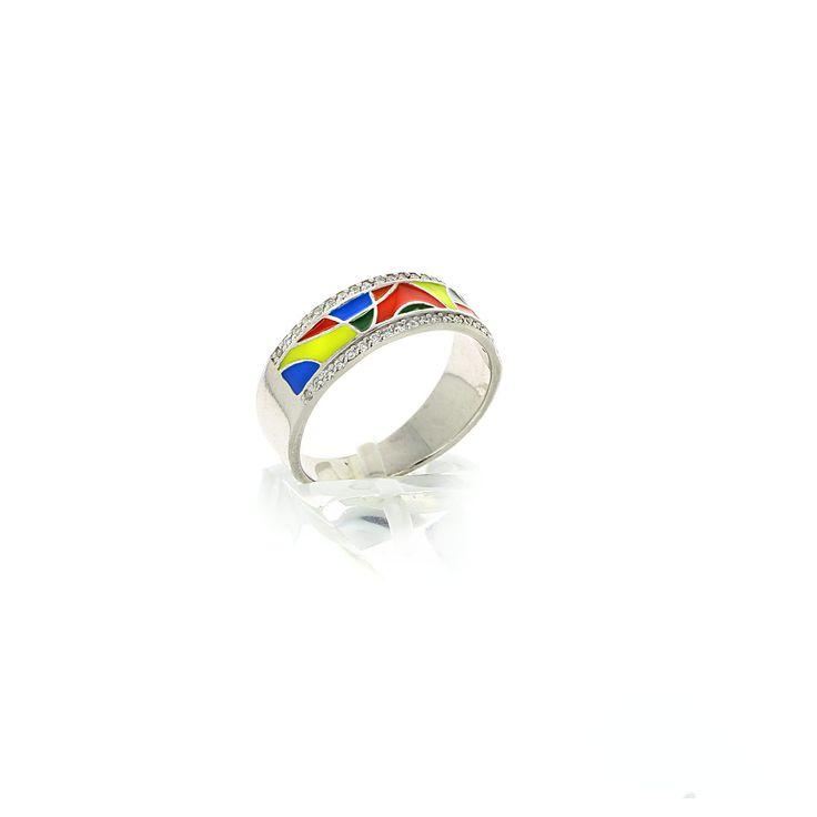» Кольцо «Радужная жизнь»