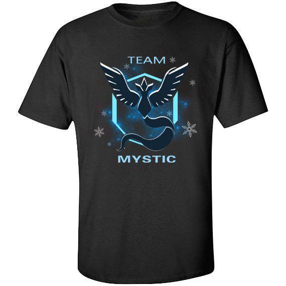 2016 Pokemon Go Mens T Shirt Slim Fit Neck T-shirt Men Short Sleeve Shirt Casual tshirt Tee Tops Team Mystic Mens Short Shirt