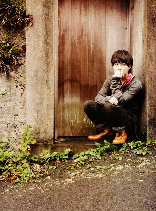 Kamiki Ryunosuke // mori boy fashion