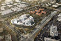 Nvidia провела экскурсию по своей новой штаб-квартире    Компания Nvidia решила порадовать гостей и участников конференции GPU Technology Conference 2017, которая проходит с 8 по 11 мая в городе Сан-Хосе, штат Калифорния, и устроила для их экскурсионную поездку в свою будущую штаб-квартиру под названием Endeavor, расположенную в примыкающем городе Санта-Клара.    Подробно…