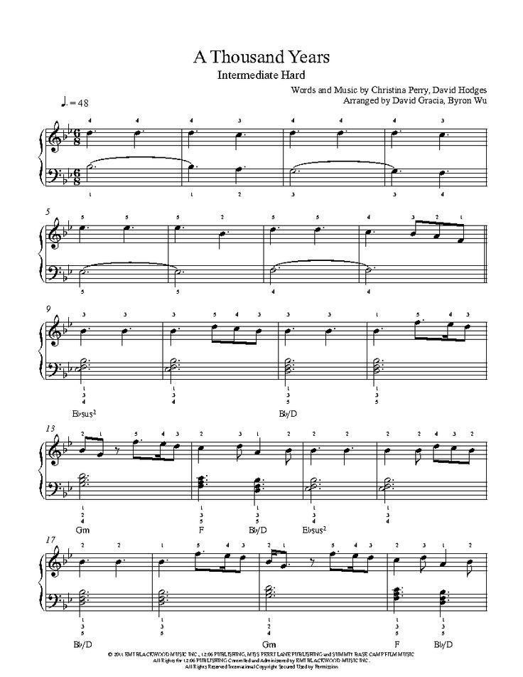 2154 Best Piano Sheet Music And Chord Info Images On Pinterest