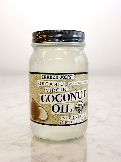 15 reasons to start buying beauty products at trader joe 39 s other unrefined coconut oil and. Black Bedroom Furniture Sets. Home Design Ideas