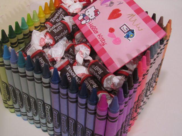 Twelve Crafts Till Christmas: super simple teacher gift