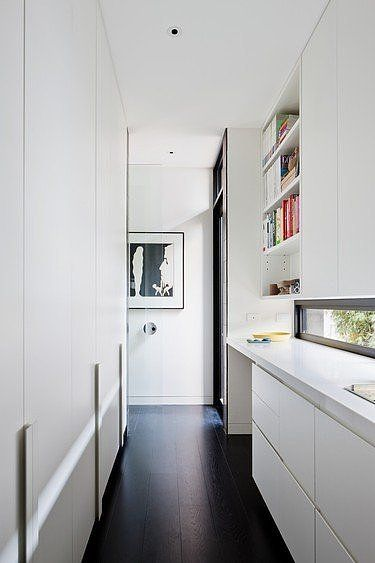 South Yarra Residence by Nixon Tulloch Fortey - pantry?