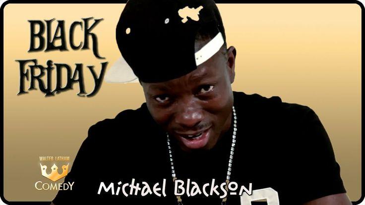 "Michael Blackson ""Fried Chicken & Watermelon"" ""Black Friday"" #46"