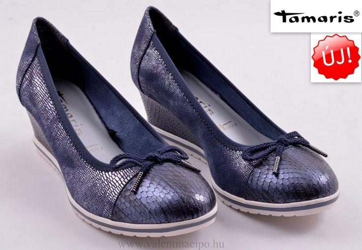 Tamaris divatos kék színű lábbeli, a Valentina Cipőboltokban és webáruházunkban! Várjuk nagy szeretettel :)  http://valentinacipo.hu/tamaris/noi/kek/szandal/140282640  #Tamaris #Tamaris_cipő #Valentina_cipőbolt