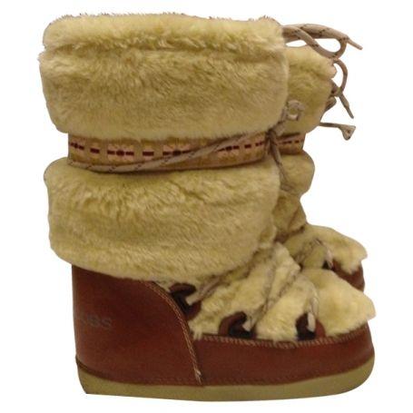 Fur Moon Boots   MARC JACOBS