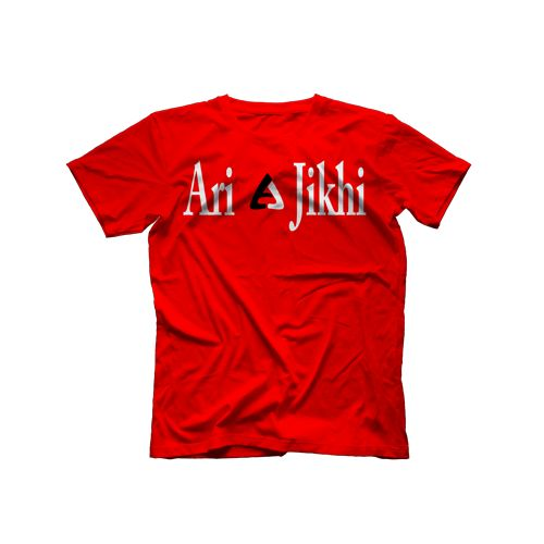 Red Name T-Shirt