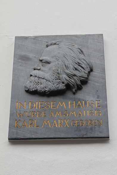 Germany - Trier - Karl Marx