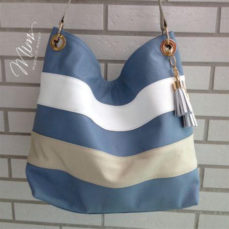 Bolsas de couro personalizadas - MIMs Mims Bags - Home