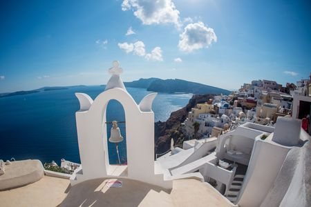 The Blue Island Photo by Afur Wong H. — National Geographic Your Shot