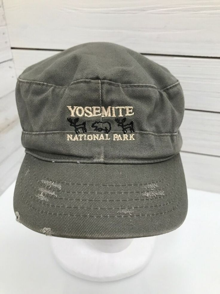 Details about Yosemite National Park California Distressed