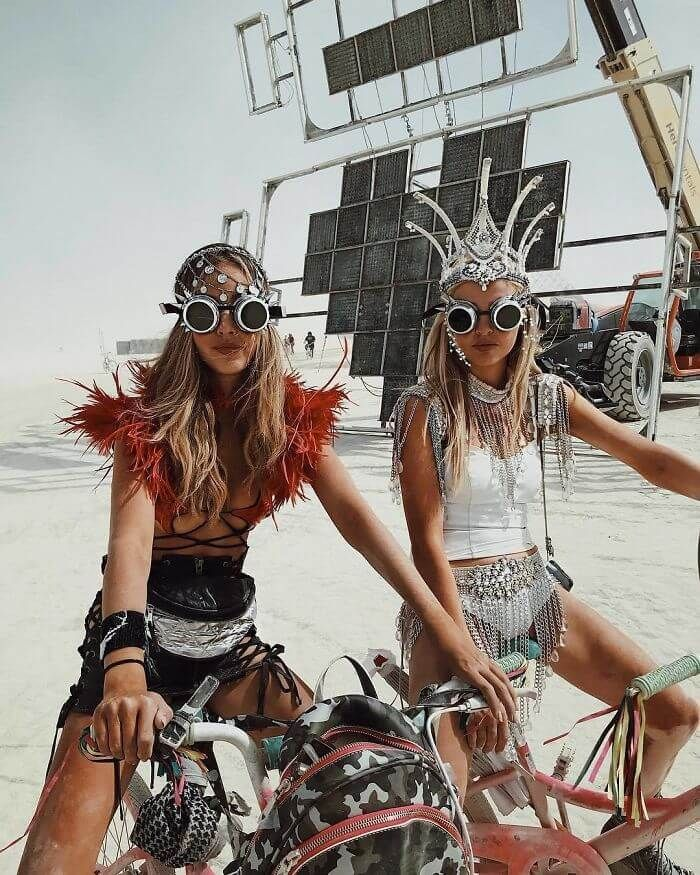 Burning Man 2018: 189 fotos épicas do festival mais louco do mundo